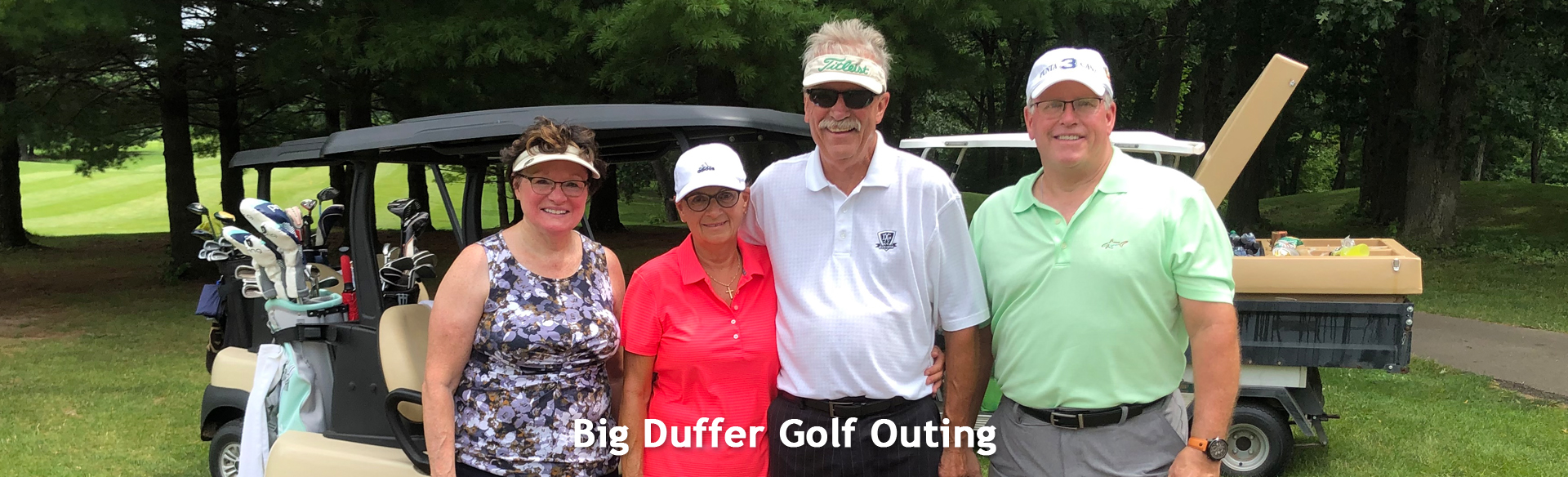Big Duffer Hospice Golf Outing